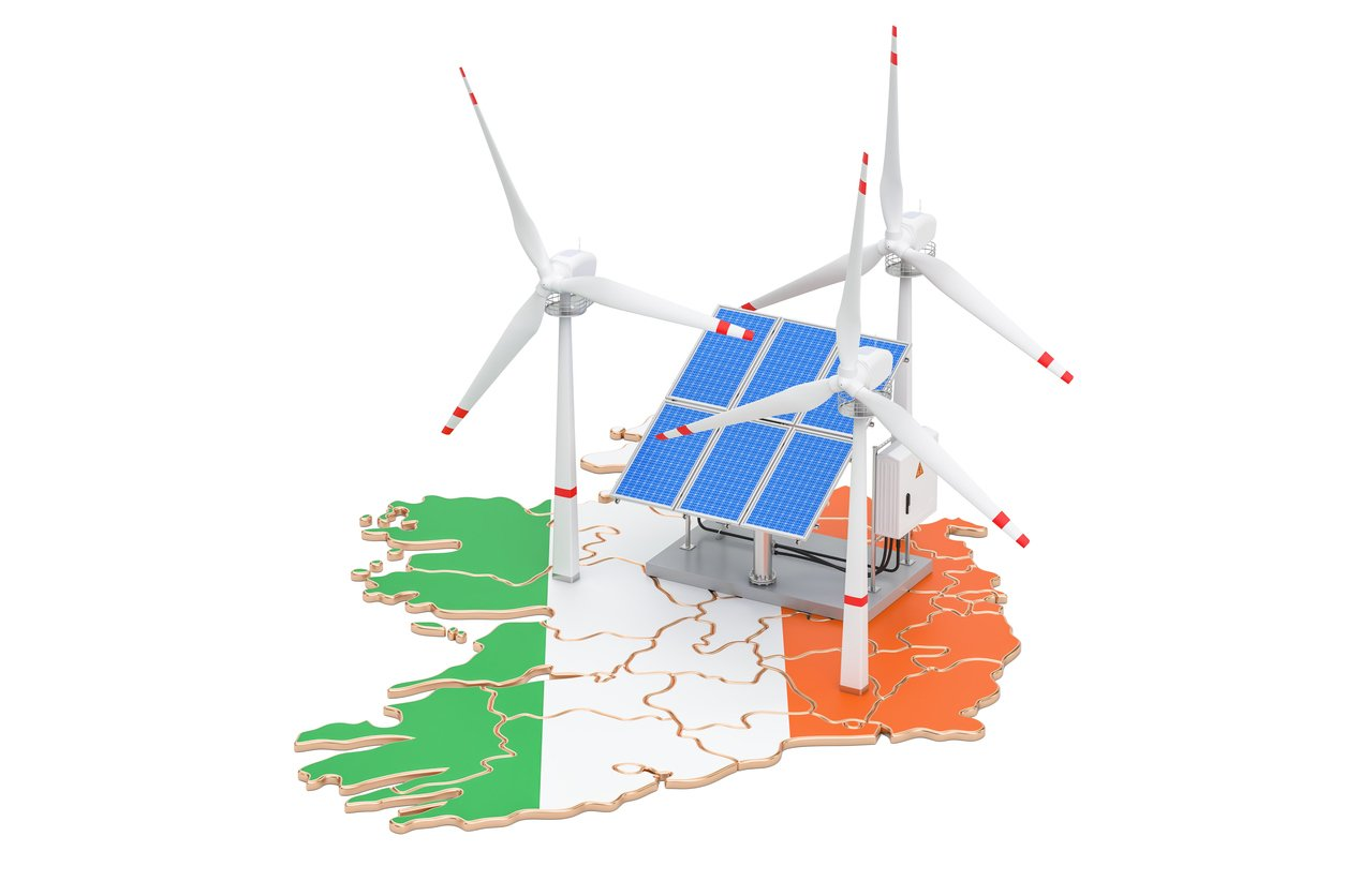 solar panels in ireland
