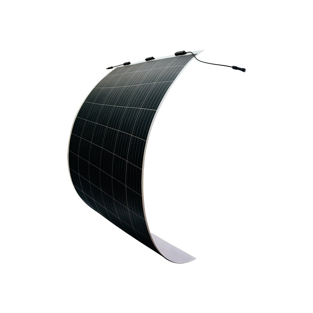 eArc 370W Camper Van Solar Panels - Voltaic Energy Systems