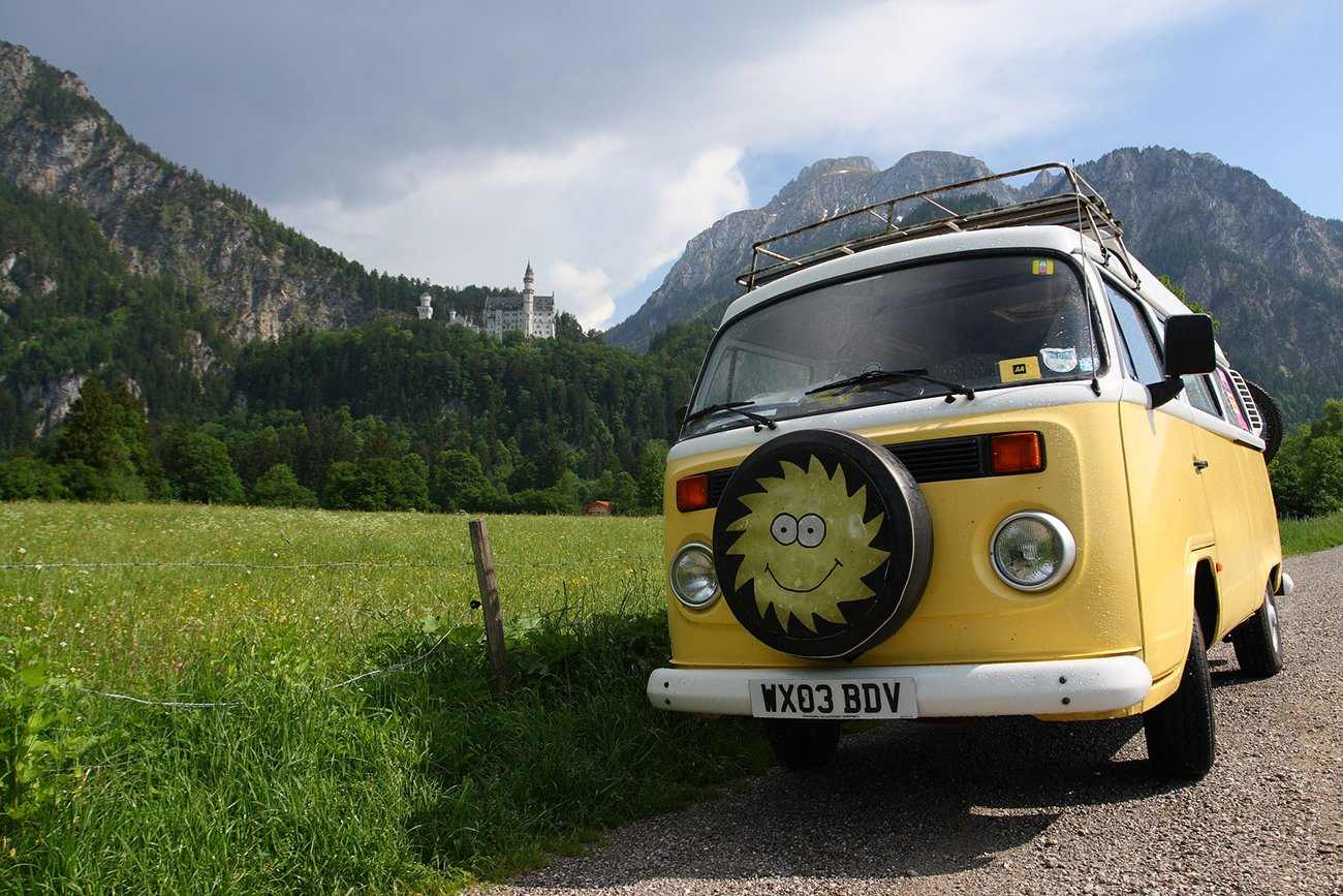 Campervan Pv Solar Panels - Voltaic Energy Systems