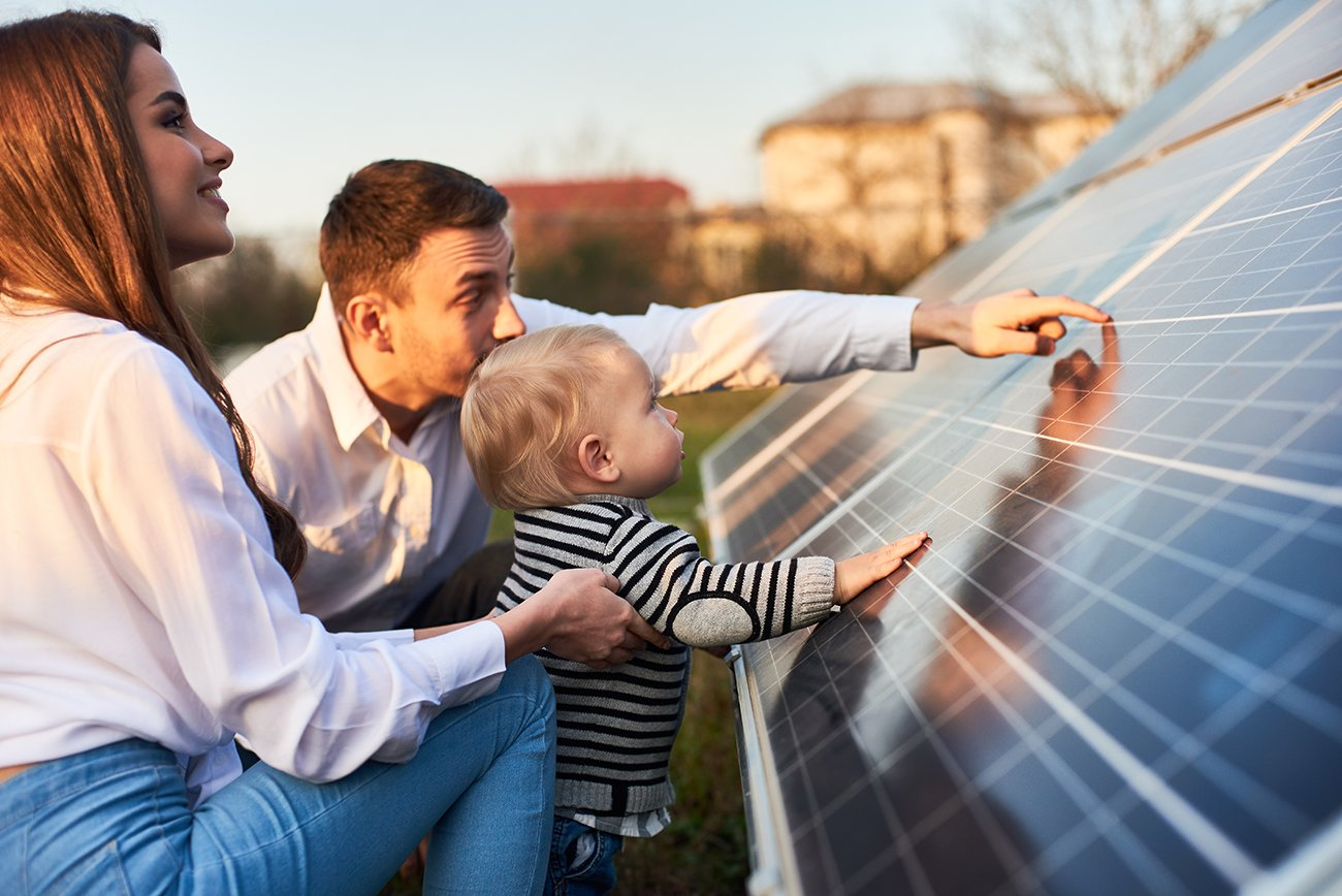 Solar Panels In Ireland - Voltaic Energy Systems
