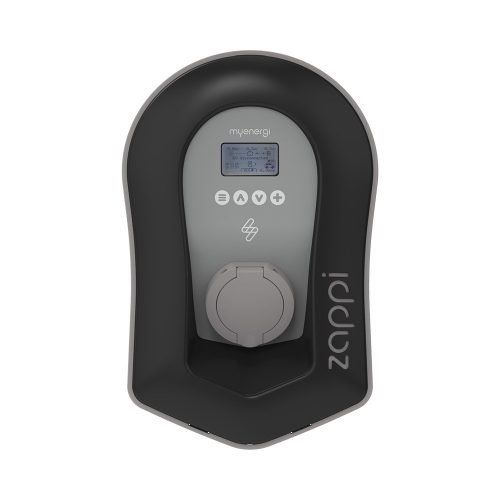 Zappi Untethered EV Charger Black - Voltaic Energy Systems