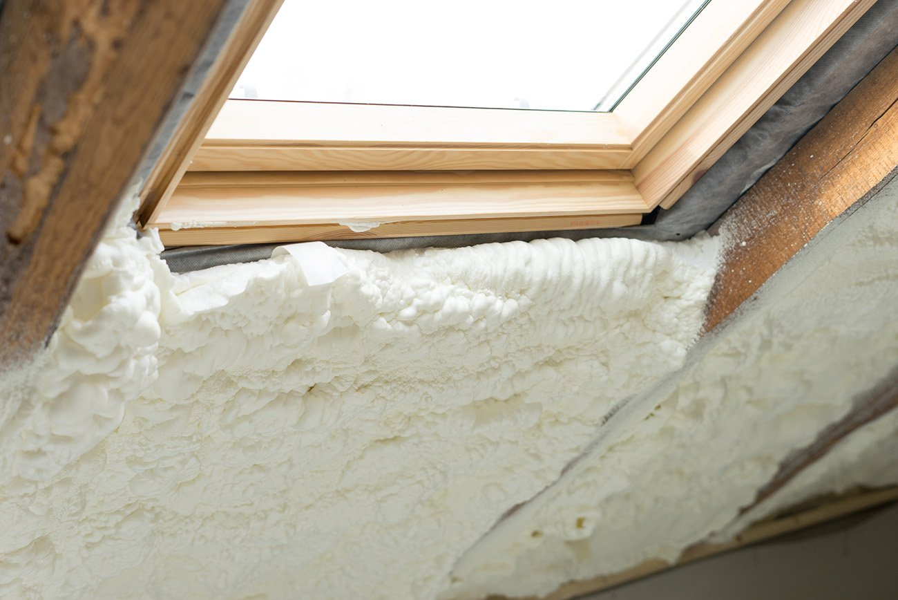 Attic Insulation - Voltaic Energy Systems
